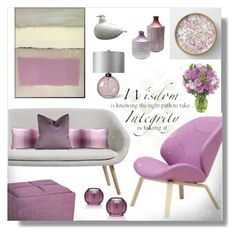 """""""Untitled #844"""" by valentina1 ❤ liked on Polyvore featuring interior, interiors, interior design, home, home decor, interior decorating, OSP Designs, Dransfield & Ross, iittala and KARTELL FRAGRANCES"""