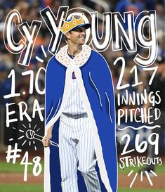 Jacob deGrom Is 👑 Crowned Your Mets Baseball, Baseball Players, Baseball Cards, My Mets, Cy Young Award, How Soon Is Now, Lets Go Mets, Sports Memes, New York Mets