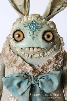 Creepy but I love it!