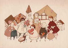 Kelsey Garrity-Riley Illustration: Sending some love.