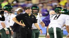 Oregon Football: Mark Helfrich Passes First Major Test As Head Coach