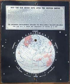 british empire wheel