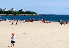 Hampton Beach, NH, one of 5 best beaches north of Boston, according to the Huffington Post.