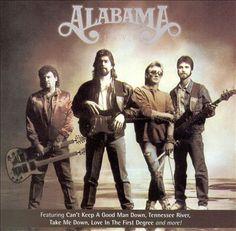 Alabama - live - 1988