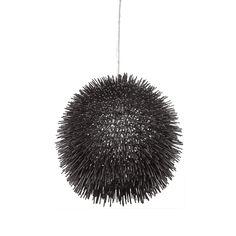 Varaluz 169P01CH Urchin Large Pendant