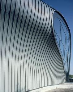 Arcam / René van Zuuk Architekten | More on: http://www.pinterest.com/AnkApin/abstract-piece-of-tecture/