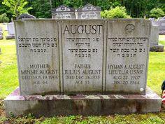 Northampton B'nai Israel Cemetery 5/22/12