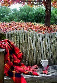 Autumn Tea...