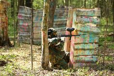 Play Paintball - Bucket List Dream from TripBucket