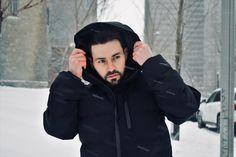 Winter Photoshoot in Montreal. Montreal, Maternity, Winter Jackets, Photoshoot, Urban, Couples, Fashion, Winter Coats, Moda