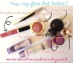 Tag: My face but better! #ilmiobeautytag #ibbloggers #bblogger #mlbb