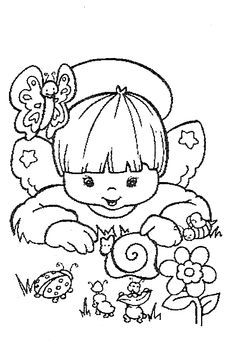 Angels Coloring Page - Print Angels pictures to color at AllKidsNetwork.com