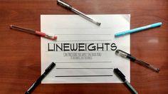 Understanding Lineweights (Quick Rough Sketching - Part Sketches Tutorial, Weights, Sketching, Sketch, Sketches, Weight Training, Tekenen