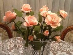 Rose pannolenci salvato da Maria D'Eugenio