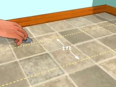 How To Remove Old Linoleum! Steps And Visuals.