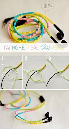 -bis - La Bijou Box de février 2014 tutoriel DIY 3 - Her Crochet Vasque inox semi spérique Fabric Bracelets, Diy Bracelets Easy, Bracelet Crafts, Macrame Bracelets, Fabric Jewelry, Macrame Bag, Macrame Knots, Loom Bracelets, Micro Macrame