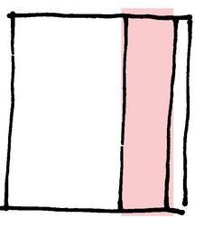 Vous rencontrez des difficultés à composer à votre page de scrapbooking? Composez des centaines de pages facilement grâce à la structure en bande!