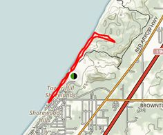 Warren Dunes Beach Trail is a 3.6 mile moderately trafficked loop trail located near Sawyer, MI that features beautiful wild flowers and is rated as moderate. The trail offers a number of activity options and is accessible from March until October.