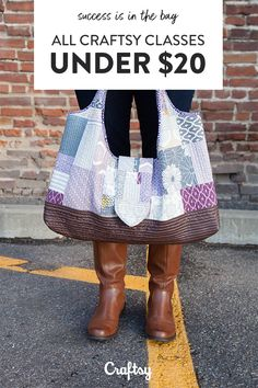 Got making on your mind? Enroll in one of our top sewing classes for under $20 now through Sunday May 7th!