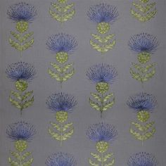 Voyage Highlands Munro designer fabric