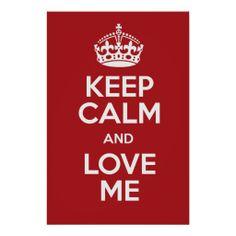 Keep Calm Poster http://www.branddot.com/14/keep_calm_poster-228506319313531347