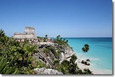 Tulum, Mexico. Awesome place to go. Want to go back.