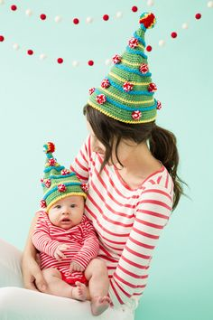 Tannenbaum Hats | crochet today November/December 2013