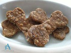 Andrea Arch: Homemade (Healthy) Dog Treat Recipes