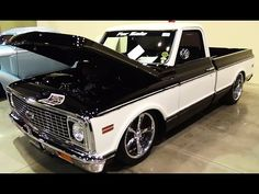 Air brushed trim on chevy c10 trk (goggle)