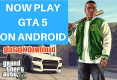GTA 5 Apk Download - How to Play GTA 5 Android game?  This is the game that can kill your times and when you play it on Android mobile make sure to charge it full. Rockstars games developer make it playable for Mobile user. There are a lot of missions to play but only have three main characters. More than 45 cars are available and you can buy theme with the game currency and make sure to keep those cars in garages or your cars may be stolen by others online GTA 5 Android player.