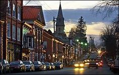 I have a thing about quaint, historic towns. Shepherdstown West Virginia, Places To Travel, Places To Visit, Jefferson County, In Another Life, Great Memories, Far Away, Scenery, Country Roads
