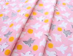 Cloud9 Fabrics Glint 150905 Flock Pink