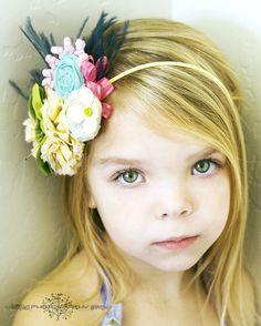flower girl hair idea
