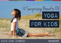 10 Surprising Benefits of 'Yoga for Kids'