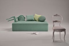 Chaise Couchée