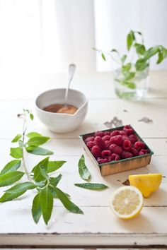 Raspberry Sort Of A Syllalub Recipe — Dishmaps