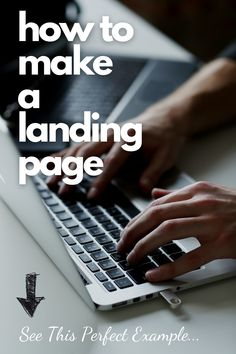 Studies show that businesses that have multiple landing pages, convert traffic into sales better. It's because your visitor is TARGETED to land on a page designed just for them. It speaks to them. You can build one in 30 minutes, and free. Do it now! Email Marketing Strategy, Sales And Marketing, Marketing Tools, Content Marketing, Business Hub, Business Sales, Small Business Marketing, Paying Ads, Landing Page Design