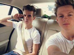 Joe and Caspar #jaspar