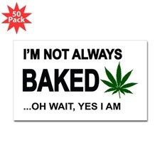I'm Not Always Baked ...oh Wait Yes I Am Stick