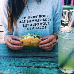 MmmMmmm....Tacos..... Get your Detox on with 10% off using our discount code 'Pinterest20' at checkout: www.stayleantea.com.au