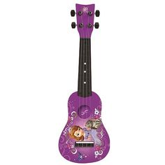 Sofia the First Mini Guitar
