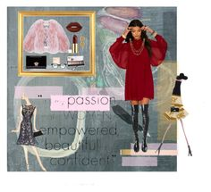 """""""Art of Fashion"""" by janetvera on Polyvore featuring art"""
