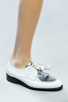 The Best Shoes, Bags, and Baubles on the 2015 Runways -- Giles Spring 2015