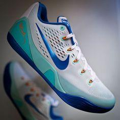 Cappie Pondexter's 'New York Liberty' Nike Kobe 9