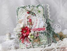 Bee Shabby: Поздравляем красиво с коллекцией Christmas Story