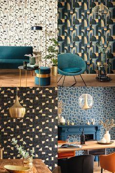 Ha a luxus és elegancia érzése közel áll hozzád akkor art deco. Art Deco, Ha, Design, Home Decor, Elegant, Luxury, Decoration Home, Room Decor