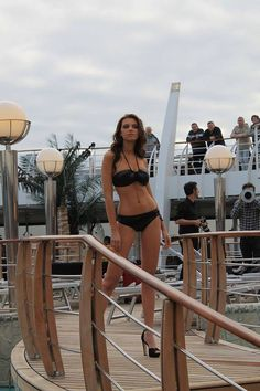 Miss Universo Italia, Sfilata yamamay