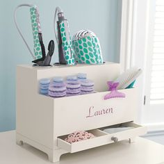 Perfectly Prepped Hair Accessories Organizer  http://rstyle.me/n/dv8yppdpe