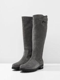Grey casual boots | Peter Kaiser