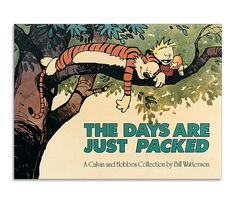 Shop Calvin and Hobbes books
